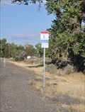Image for Dayton Nevada Lincoln Highway Marker