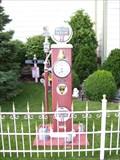 Image for White Rose Gasoline Pump - Wapakoneta, Ohio