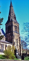 Image for Bell Tower, St. Thomas Church, Worsbrough Dale, Barnsley.