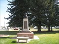 Image for Monument to Charles Coulson Rich, Paris, Idaho