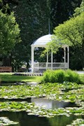 Image for Queenstown Gardens Band Stand— Queenstown, New Zealand