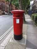 Image for Victorian Post Box - Auriol Road, London, UK