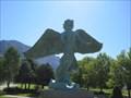 Image for Angel of Hope - Evergreen Memorial Park - Ogden, UT