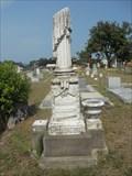 Image for Horsler - St. Michael's Cemetery - Pensacola, FL