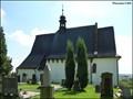 Image for Kostel Sv. Václava / Church of St. Wenceslas (Mcely - Central Bohemia)