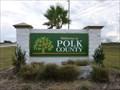 Image for Polk County - Florida - USA.