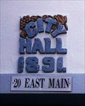 Image for 1891 - City Hall - Ashland, OR