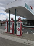 Image for Old Gas Pumps - Truckee, CA