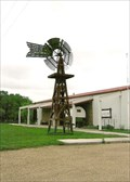 Image for Eclipse Windmill ~ Lipscomb, TX