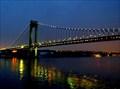 Image for Verrazano Bridge at Night - New York City, NY