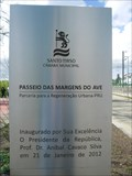 Image for Passeio das margens do Ave - Santo Tirso, Portugal