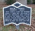Image for Drew County, County Seat