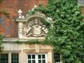 Image for Maynard Coat of Arms, Easton Lodge, Little Easton, Essex, UK