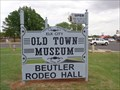 Image for Old Town Museum - Route 66, Elk City, Oklahoma, USA.