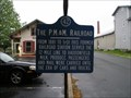 Image for The P.M & M. Railroad - Medford Twp., NJ