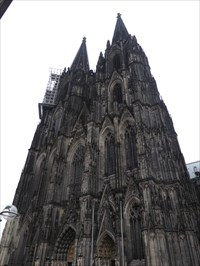 Cologne Cathedral Quarter- Cologne, Germany