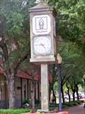 Image for Town Square Clock - Lancaster TX