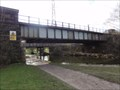 Image for Railway Bridge Over Leeds Liverpool Canal - Thackley, UK