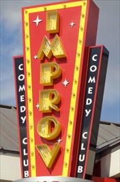 Improv - The Pointe, International Drive, Orlando, Florida.
