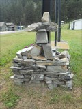 Image for Willow Springs Inukshuk - Clinton, British Columbia, Canada