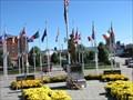 Image for George C. Marshall Memorial Plaza - Uniontown, Pennsylvania