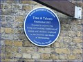 Image for Time & Talents - St Marychurch Street, Rotherhithe, London, UK