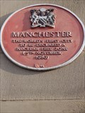Image for Nuclear Free City Plaque – Manchester, UK