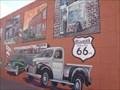Image for Bethany Oklahoma Mural - Route 66,  Bethany, Oklahoma, USA.