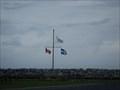 Image for Nautical Flag Pole - Ste-Anne-des-Monts, Quebec, Canada
