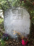 Image for Yul Brynner's Tombstone - Centre, France