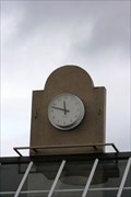 Image for Clock on Dunmore Street — Wanaka, New Zealand