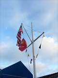 Image for The Fisherman's Restaurant Flag Pole - San Clemente, CA