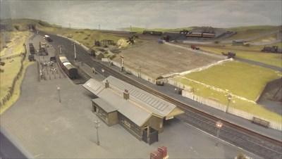 Model Railway - National Railway Museum.
