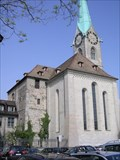 Image for Fraumünster Abbey, Zurich - Switzerland