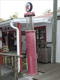 Image for Texaco Gas Pump - St. Augustine, FL