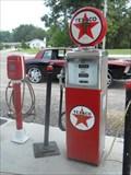 Image for All Star Tattoos & Body Piercing Vintage Gas Pump - High Springs, FL
