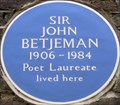 Image for Sir John Betjeman - Cloth Court, London, UK