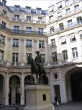 Image for King Edward the VII, Place Edouard VII, Paris, France