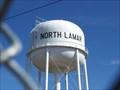 Image for North Lamar Water Tower  -  Hattiesbrg, MS