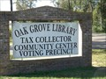 Image for Oak Grove Community Center-Hattiesburg, MS