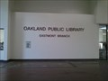 Image for Eastmont Branch - Oakland Public Library - Oakland, CA