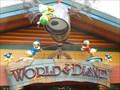 Image for 'Donald & Daffy Duck'  - World of Disney - Lake Buena Vista, Florida, USA.