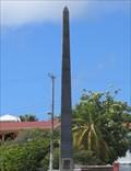Image for The War Memorial, Basseterre, St. Kitts
