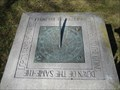 """Image for Sundials - """"St. Andrew's Anglican Church"""" - Grimsby"""