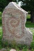 Image for Södermanland Runic Inscription 179 near Gripsholm Castle, Sweden