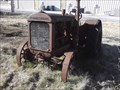 Image for McCormick-Deering Tractor - Grove OK