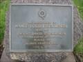 Image for Mamie Eisenhower Birthplace Marker – Boone, IA