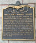 Image for Morgan Pioneer Memorial Building - 187