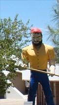 Image for Lumberjack Muffler Men - Northern Arizona University - Flagstaff, Arizona