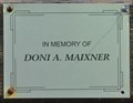 Image for Doni A. Maixner ~ Bismarck, North Dakota
